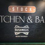 Stock Kitchen and Bar Belfast Logo