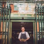 Stock Kitchen and Bar Belfast Owner andStock Kitchen and Bar Belfast Owner and Chef Danny Millar, St. Georges Market