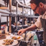 Danny Millar Chef at Stock Kitchen and Bar Belfast